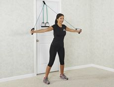 Different Effective Resistance Bands Workouts for Different Body Areas