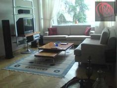 Fully furnished flat for rent in Etiler Istanbul