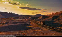 RailPictures.Net Photo: DRGW 5371 Denver & Rio Grande Western Railroad EMD SD40T-2 at Sagers, Utah by Frank Keller