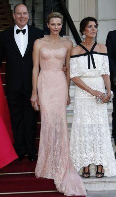 Princess Charlene, July 2013
