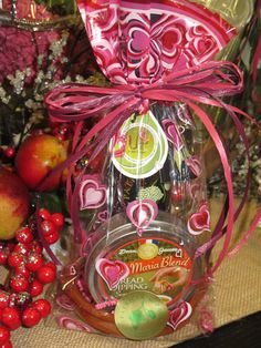 Surprise your sweetheart with a Valentine's Day themed gift bag from Patricia & Paul!