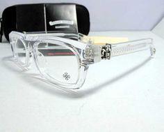 c7f8f4f0804 Chrome Hearts T-NUC CRYS Eyeglasses Transparent Online