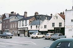 A photo essay of the Guildhall Shopping Centre in Exeter that was known as the 'Golden Heart' during its development in the Tiverton Devon, Exeter City, Exeter Devon, Places In England, Devon And Cornwall, Golden Heart, Salisbury, Photo Essay, Garages