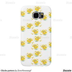 Chicks pattern samsung galaxy s6 cases