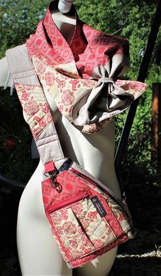 Shopping, Saving Money Jars, Belly Pouch, Upcycled Crafts, Armband, Totes