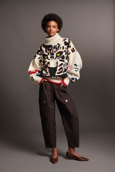 Sonia Rykiel Pre-Fall 2018 Fashion Show Collection