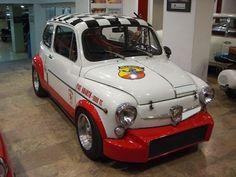 Antequera Classic - FIAT FIAT 600 E ABARTH 1000 TC