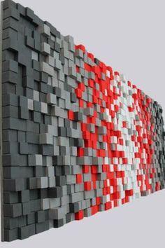 Große 30 x 80 Zoll moderne rustikale Holz Wandkunst aufgearbeitete Holz Wandkun… Large inch modern rustic wood wall art reclaimed wood wall art wood mosaic geometric art wood wall art abstract wood art Reclaimed Wood Wall Art, Rustic Wood Walls, Wooden Wall Decor, Wooden Wall Art, Wall Wood, Diy Wood, Wall Décor, Wood Mosaic, Mosaic Wall Art