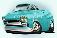 Cartoons Pickup Trucks | eBay Motors > Parts & Accessories > Apparel & Merchandise > Other ...