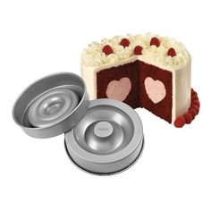 Masse: 20x5 cm  Hersteller: Wilton Wilton Cake Pans, Cupcakes, Dog Food Recipes, Tasty, Centre, Ebay, Seafood, Heart Shapes, Cupcake Liners
