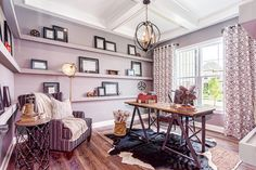 Home Office | Office Shelving | BIA Parade of Homes | Trinity Homes