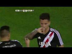 el gol de sebastian driussi river 3 velez 0