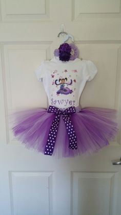 Kate and Mim Mim shirt outfit....visit www.facebook.com/mylittledivas for more!