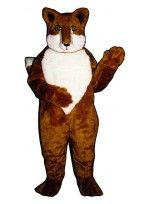 Mascot costume #1322-Z Foxie