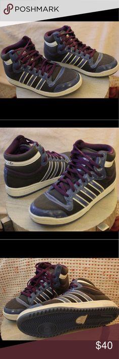 Adidas Top Ten Hi Sneakers Good Condition adidas Shoes Sneakers