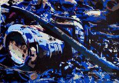 "Silkscreen: ""Broken Landscape"" - - - #artisticshare #artisticexposure #instaartist #instaart #instagram #insta #silkscreen #silkscreenprinting #print #printmaking #junkyard #abstractart #art #artpage #like4like #university #artstudent #student #landscape #brokenland http://butimag.com/ipost/1554445428257460923/?code=BWSf-GWBBK7"
