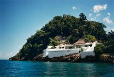 Ralph Lauren's Villa at Round Hill Jamaica property near Montego Bay