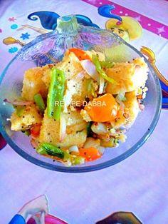 Vegetable Sooji Idli