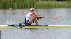 World champion Mirka Knapkova won the women's single sculls gold with a dominant display in the final event of the London 2012 rowing regatta.