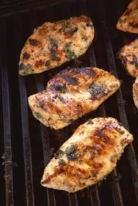 How To Grill A Boneless Chicken Breast On A Gas Grill   LIVESTRONG.COM