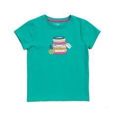 Kite T-shirt parfum #biologische #eerlijke #kinderkleding verkrijgbaar op www.ekodepeko.nl