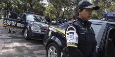 Policias turísticos CDMX