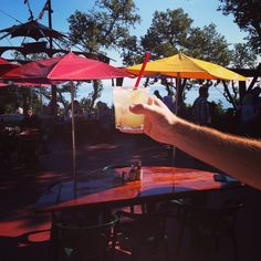 The perfect margarita - found November 3, 2014, at Nepenthe in Big Sur, CA
