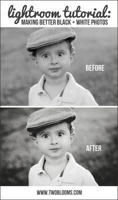 best black & white photos Lightroom