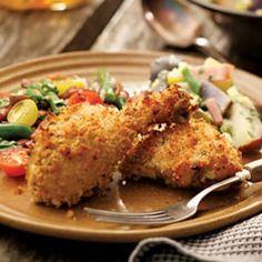 Maple-Mustard Baked ChickenMaple-Mustard Baked Chicken