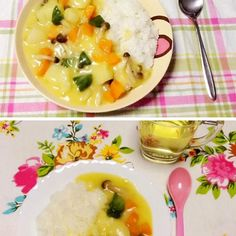 寒くなったから、旦那が食べたいって - 44件のもぐもぐ - コーンクリームシチュー by lilianhuang