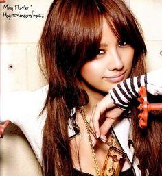 lee hyori...best hair