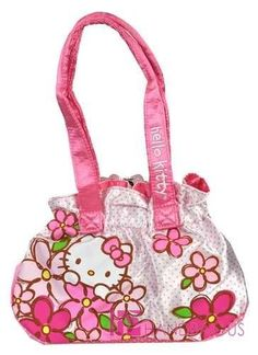 from eBay · Licensed Fashion Hello Kitty Lightweight Satchel Bag Purse  Handbag Pink Small fbf8ecfdda