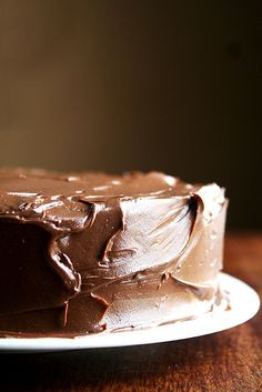 The Barefoot Contessa's Chocolate Cake (Beatty's Chocolate Cake)