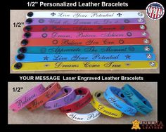 Valentine's Gift for Her  Personalized Leather  by PitkaLeather
