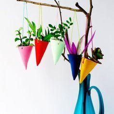 Un jardin suspendu DIY