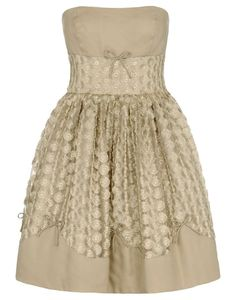 REDValentino - Embroidered dress Women - Dresses Women on Valentino Online Boutique