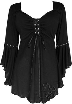 plus size,renaissance top,lace,silver, satin, lace, lace up, black, ophelia,babydoll,gothic,club top, party, tops, shirt, blouse, bell sleev...