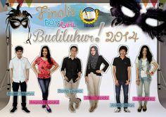 Fashion is Communication: Finalis boy and girl budiluhurnews!