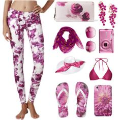 yoga fashion match