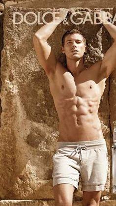 Model Adam Senn is a spectacular body of work!