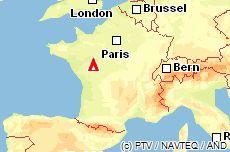 Camping Ile d'Offard Bij Tours langs de Loire