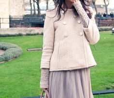 Knitted - Marc by Marc Jacobs wool coat