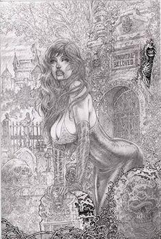 Tim Vigil artwork