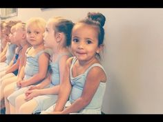 FIRST DANCE CLASS FOR 3 YEAR OLD - YouTube