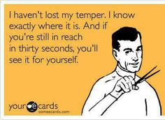 #ecards #Redhead #Tempers