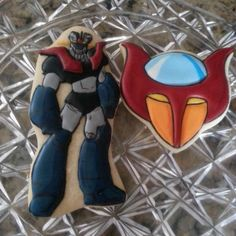 mazinger z japanese anime robots birthday party ideas