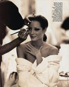 Christy Turlington #90s supermodels