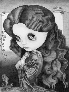 Blythe Proserpina - by Thomas DePorter (Friend2Blythe)