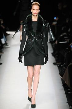 Saint Laurent Fall 2010 Ready-to-Wear Collection Photos - Vogue