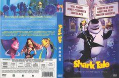 Shark Tail Bootleg DVD Cover by DWRowan, via Flickr
